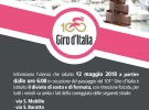 Infomobilità 101° Giro d'Italia