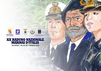 XX Raduno Nazionale dei Marinai d'Italia