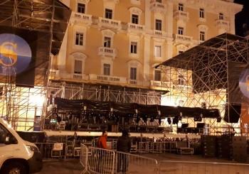 Infomobilità per concerto di Capodanno in piazza Amendola
